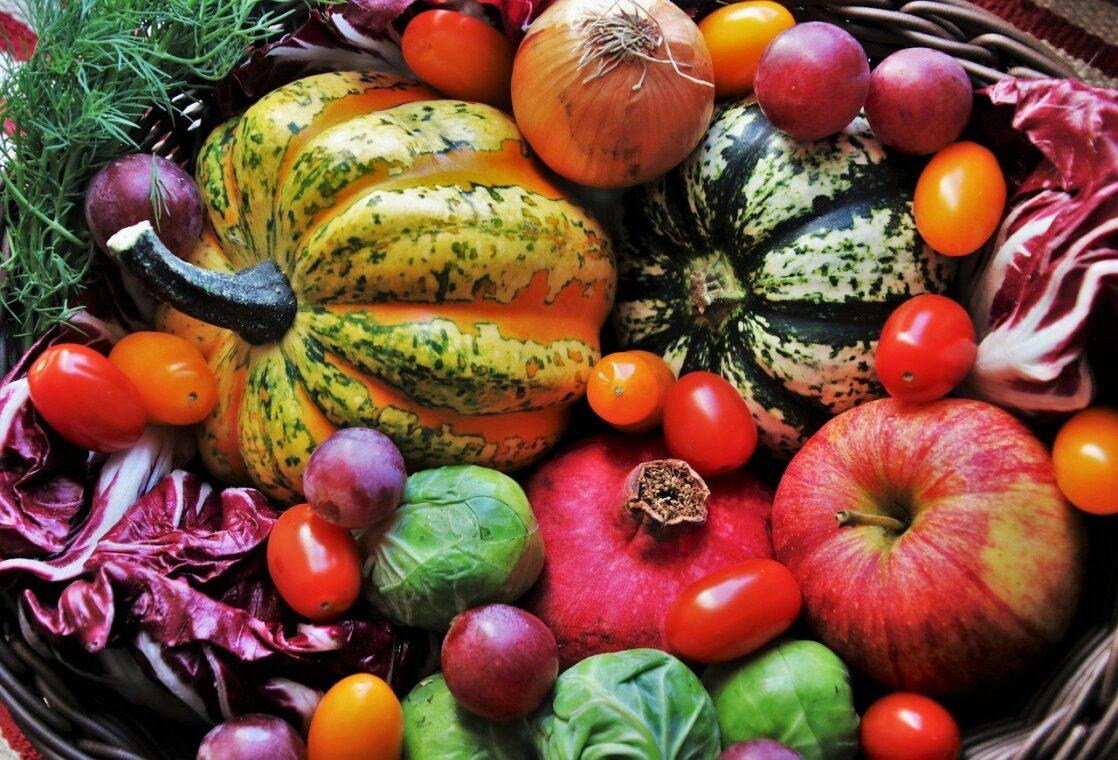 régime anti-froid - légumes pour l'hiver