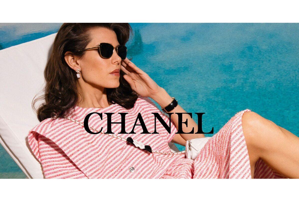 Charlotte Casiraghi est la nouvelle marraine de Chanel
