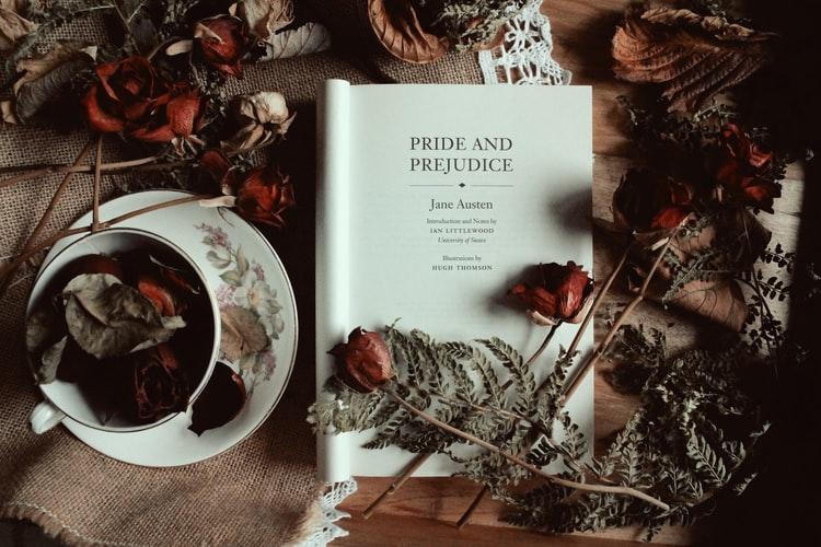 Les réadpation des romances de Jane AUsten