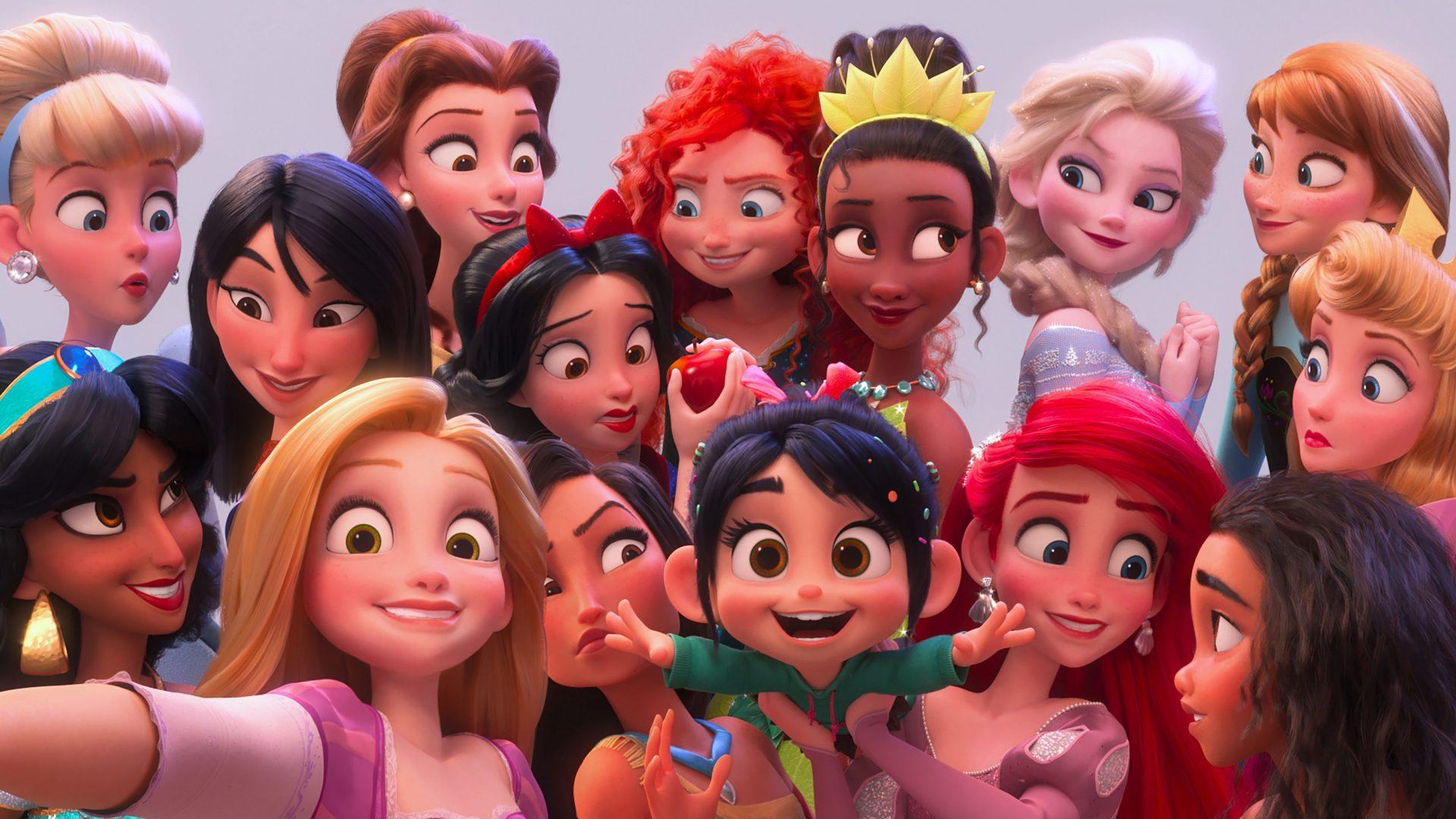 Ces princesses Dinsey qui prennent leur destin en main
